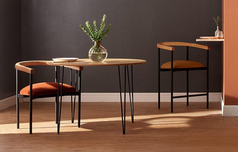 Shop custom dining & counter stools.
