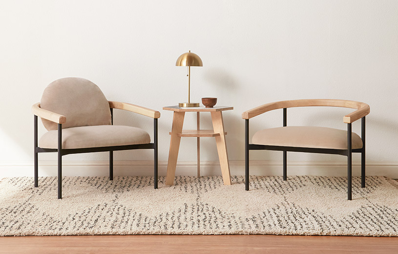 Shop the Ada Lounge Chair Collection