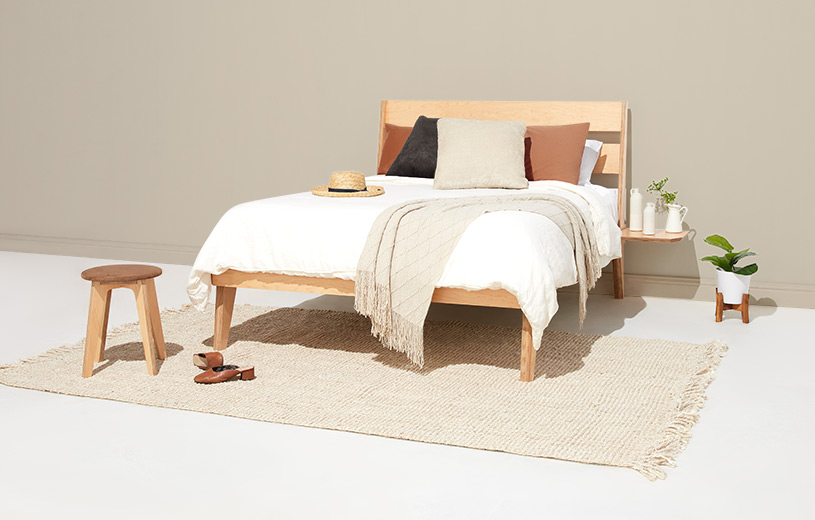 The Savoy Bed Collection starting at $598