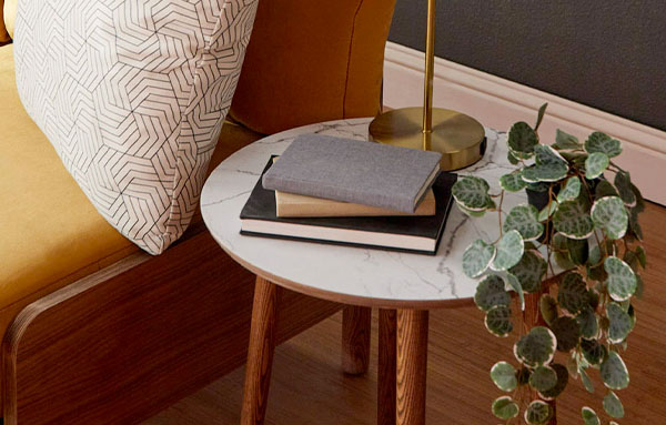 Customizable Side Tables starting at $138