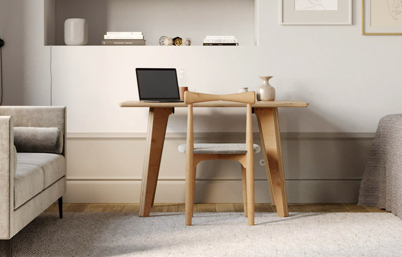 Transform Vienna into a workspace with our optional power hub.
