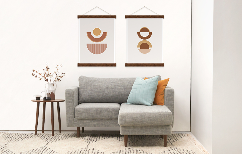 Hanger Frames™ Wall Art starting at $35
