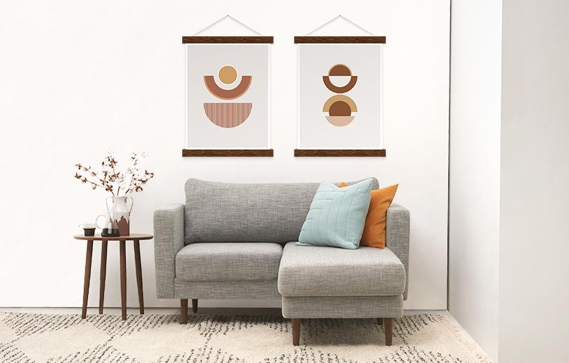 Hanger Frames™ Wall Art starting at $35